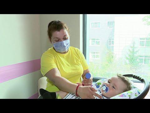 Хирурги детской Морозовской