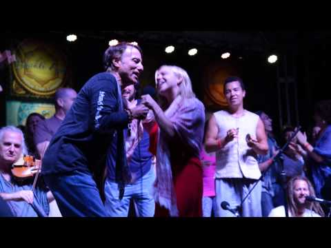 All Star Jam at Bhakti Fest Midwest 2013 (2/3)