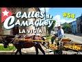 Recorrido en bicicleta por reparto La Vigia en Camagüey - Las Calles de Camaguey Cuba #54