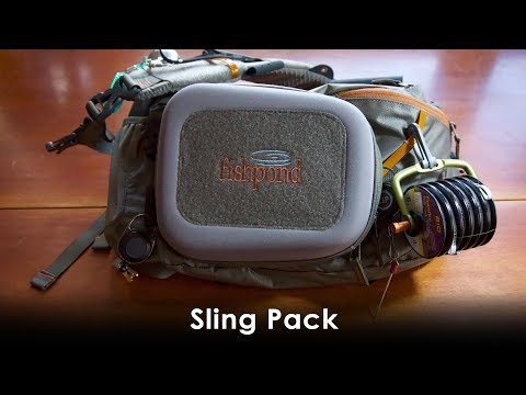 Fishpond Summit Review - Sling Bag Fly Vest - McFly Angler Reviews