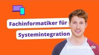 Fachinformatiker für Systemintegration – Ausbildung & Beruf