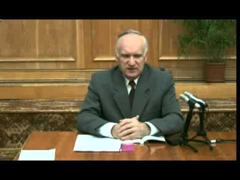 Посмертная жизнь и скрытые силы в человеке - лекция профессора Алексея Ильича Осипова