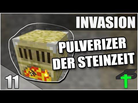 Pulverizer der Steinzeit | Invasion | #11 | Items4Sacred mit Balui und Miri [GER]