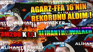 AGARZ FFA 16 REKORUNU ALDIM! ! !  (3M2K)