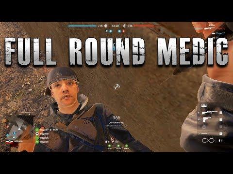 Battlefield 5 Full Round Medic On Rotterdam