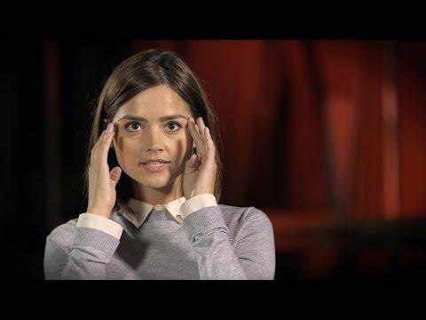 Jenna Coleman's hardest   Doctor Who: Series 9 2015  BBC