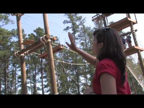 Pointes West Army Resort - Confidence Course