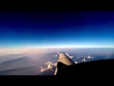 Everest Flight on Yak Airways (no Audio)