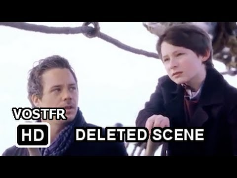 "[HD] Once Upon a Time Season 2 Deleted Scene ""Talking Neverland!"" VOSTFR"