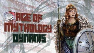 [PVP] TEAM BABUŞ YARGI DAĞITIYOR / Age Of Mythology - Türkçe Online - Bölüm 21