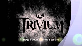 Trivium Caustic are the ties that bind   Sub  Español