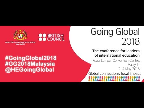 Going Global 2018 : Building DNA for Learning and Teaching 4.0 - The Malaysian Vision