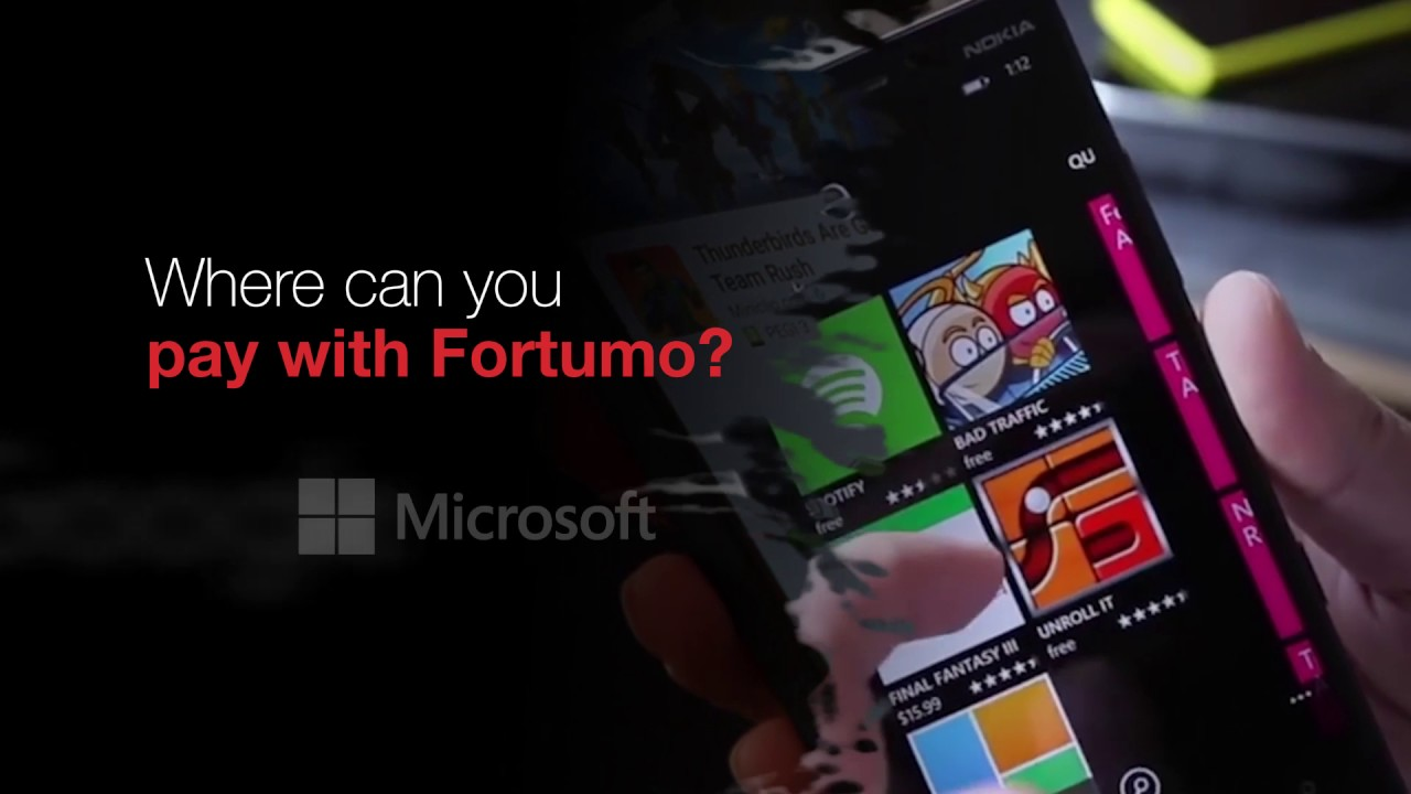 What is Fortumo? - YouTube