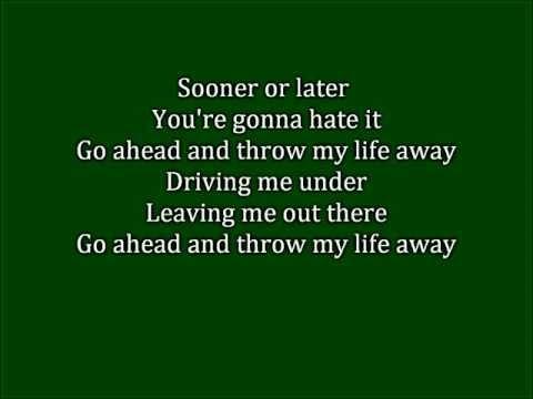 Breaking Benjamin: Sooner or Later lyrics