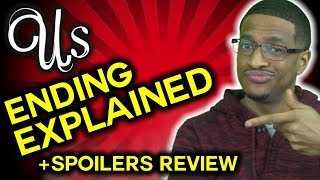 Us Ending Explained, SPOILERS MOVIE REVIEW