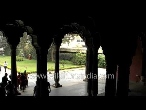 Summer residence of Tipu Sultan in Bangalore