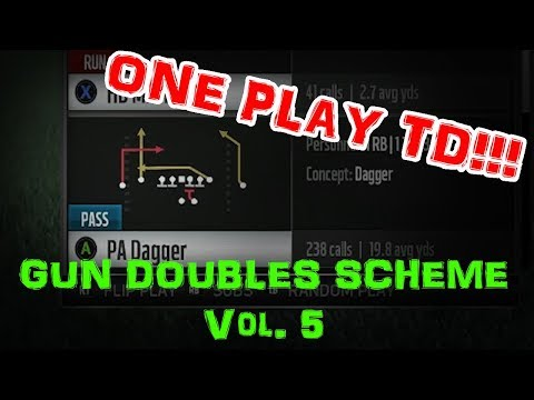 Madden 18- GB Doubles Vol. 5. One Play TOUCHDOWN