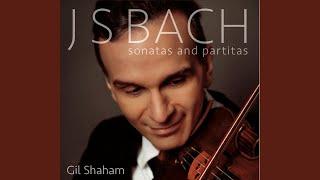 Violin Partita No. 1 in B Minor, BWV 1002: IV. Double. Presto
