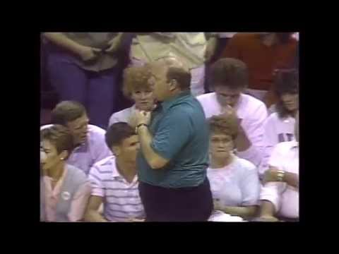 "1988 NBA Playoffs: ""Larry, can your team beat L.A.?"""