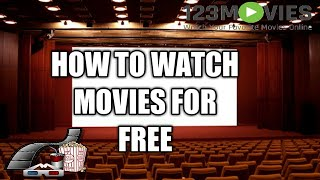 HOW TO WATCH FREE NEW MOVIES (2018)