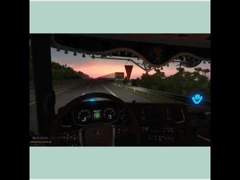 Euro Truck Simulator 2 MP |NAZIM ZEKİ UYSAL İNTRO MÜZİĞİ İLE GÜNEŞE KARŞI