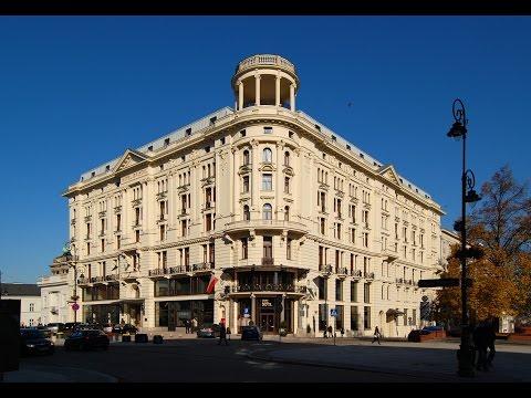 Bristol luxury hotel Warsaw Poland