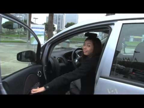 Google Driverless Car - High technology : video by Voanews