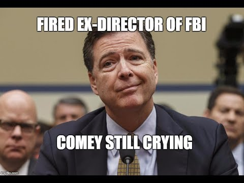 Comey Testifies At Intel Hearings - Explaining Some Things I Noticed