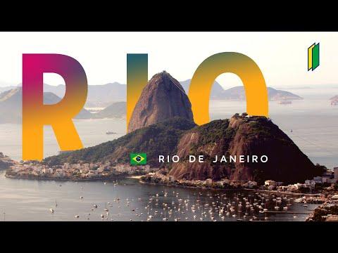 1 🇧🇷 |Narrow Paths| Rio de Janeiro, Brazil - Solo Travel - Kayaking, Swimming, Hiking and Sunset