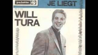 Will Tura - Zeg, ben je bang voor mij