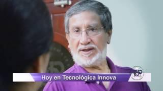 Tecnológica Innova UCR Canal 15 de Costa Rica, visita la UTP