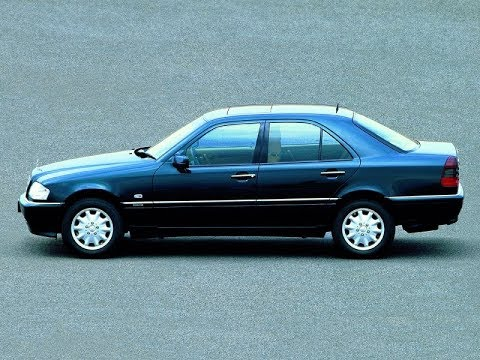 Mercedes-Benz: C-class(1993-2001)W202.