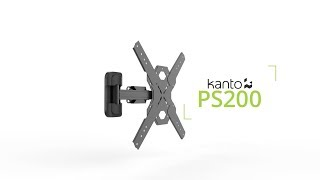 PS200 TV Mount Overview | Kanto Mounts