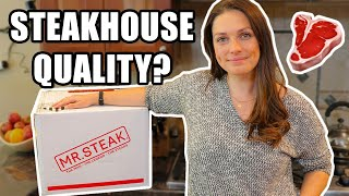 Mr. Steak Review: Quality & Quantity All In One Meat Delivery Box?