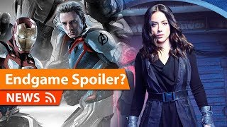 Avengers Endgame SPOILED by Agents of SHILED?