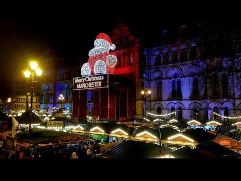 Manchester Christmas Markets 2018! | Vlog