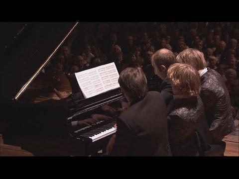 Albert Lavignac: Galop Marche – Gavrylyuk, von Eckardstein, Jussen & Jussen (serie Meesterpianisten)