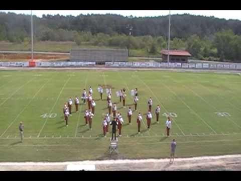 DeQuincy High School Band