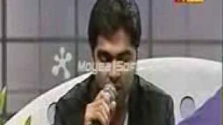 Simbu Sings Valiban