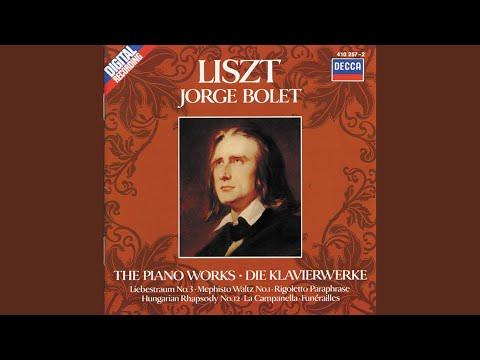 Liszt: 6 Etudes d'exécution transcendante d'après Paganini, S.140 - 3. La Campanella
