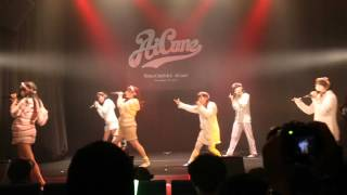 2016.3.21アイキューン定期公演.