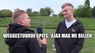 Spits Telstar ontslagen na bezoek aan Ajax
