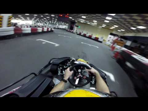 GoPro: Baku Karting & Event Center ~57 Laps RiMO APLHA2