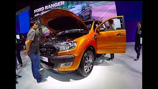 New 2018 Picups Ford RANGER wildtrak 2017