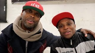'EDDIE HEARN ARE YOU LISTENING / WHERE'S DANNY ROMAN AT?' - ISAAC DOGBOE (WBO CHAMPION) **EXTENDED**