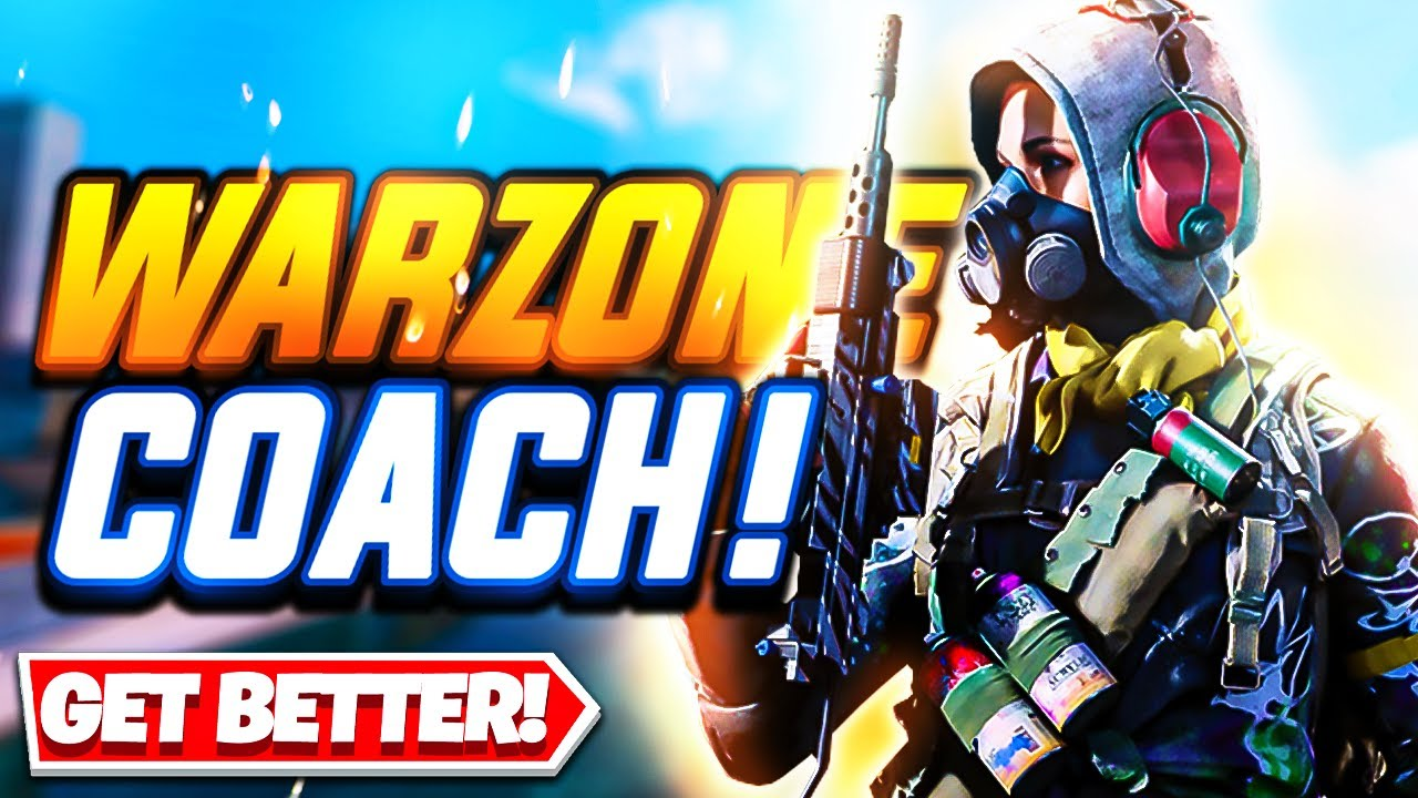Play Like This In WARZONE! Get BETTER at WARZONE! Warzone Tips! (Warzone Training)