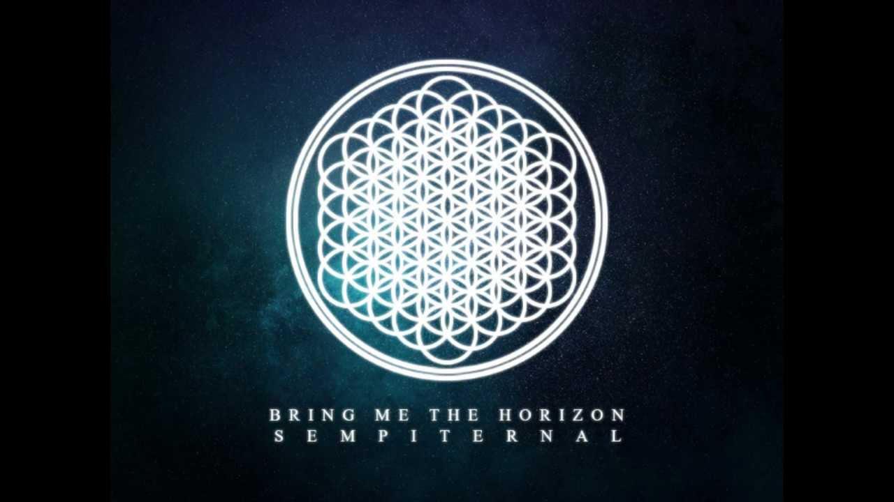 Bring me the Horizon sempiternal logo (my style) by ...  Bring Me The Horizon Sempiternal Dreamcatcher