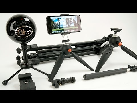 Best Gear to Start a YouTube Channel