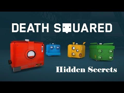 Death Squared - Hidden Secrets - Shhhh Secret Trophy |