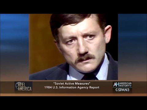 Soviet Active Measures -1984 USIA Report